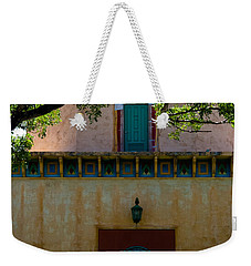 Alhambra Water Tower Doors Weekender Tote Bag