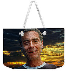 Allen Weekender Tote Bag