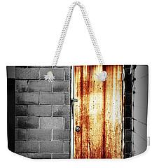 Alley Door 2 Weekender Tote Bag