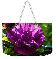 Althea II Weekender Tote Bag by Patricia Griffin Brett