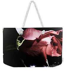Weekender Tote Bag featuring the photograph Always And Forever 2 by Janie Johnson