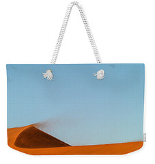 Amber Dust Weekender Tote Bag