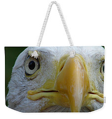 American Bald Eagle Weekender Tote Bag