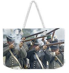 American Infantry Firing Weekender Tote Bag