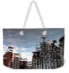Amsterdam Reflections Weekender Tote Bag