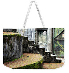 An Abandoned Fortress Weekender Tote Bag