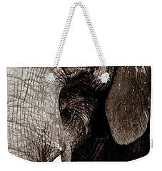 Ancient Face Weekender Tote Bag