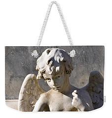 Angel Of Baroque Weekender Tote Bag