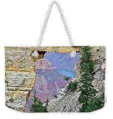 Angel's Window Four Weekender Tote Bag