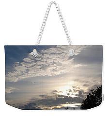 Angel's Wing Weekender Tote Bag