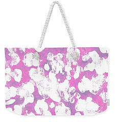 Animal Weekender Tote Bag by Louisa Knight