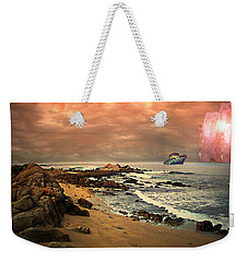 Anthony Boy - A Magical Morning Weekender Tote Bag