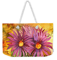 Arizona Pincushion  Weekender Tote Bag