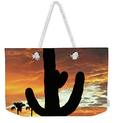 Arizona Sunrise 01 Weekender Tote Bag
