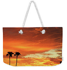 Arizona Sunrise 02 Weekender Tote Bag