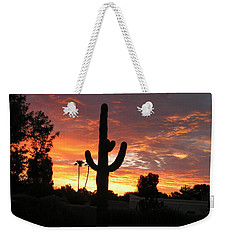 Arizona Sunrise 03 Weekender Tote Bag