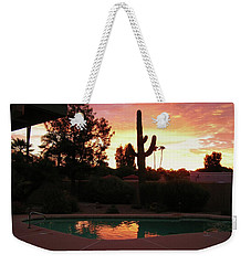 Arizona Sunrise 04 Weekender Tote Bag