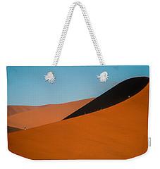 Around The Edge Weekender Tote Bag