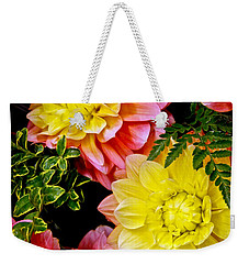 Arrangement Weekender Tote Bag by Steve McKinzie