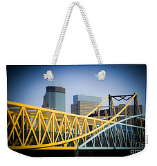 Art Bridge Weekender Tote Bag