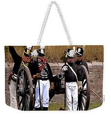 Artillery Weekender Tote Bag