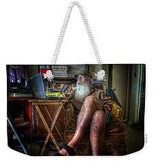 Artist In Repose Weekender Tote Bag