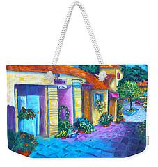 Artist Village Weekender Tote Bag