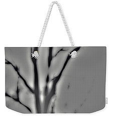 Weekender Tote Bag featuring the photograph As You Are by Vicki Ferrari