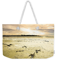 Weekender Tote Bag featuring the photograph At Caroline Bay Timaru New Zealand by Nareeta Martin