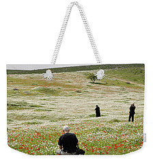 At Lachish's Magical Fields Weekender Tote Bag