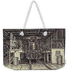 At The Yard Weekender Tote Bag