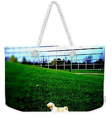 Atsuko Goes To School Weekender Tote Bag