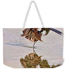 Attack Dance Weekender Tote Bag by Steven Sparks