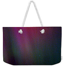 Weekender Tote Bag featuring the photograph Aurora 03 by Brent L Ander