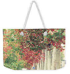 Autumn And Fall Weekender Tote Bag