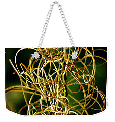 Autumn Fireweed Weekender Tote Bag by Albert Seger
