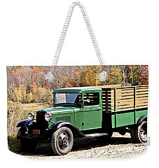 Autumn Harvest Weekender Tote Bag