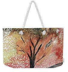 Autumn Tree No. 1 Weekender Tote Bag