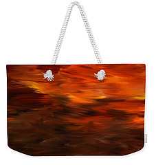 Autumn's Grace Weekender Tote Bag by Lourry Legarde