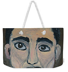 Average Joe Weekender Tote Bag