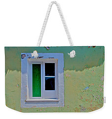 Azores Window Weekender Tote Bag by Eric Tressler