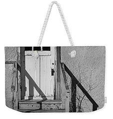 Back Door Weekender Tote Bag by Vicki Pelham