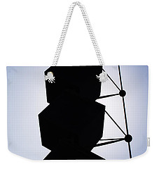 Backlight Structure Weekender Tote Bag