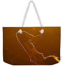 Balance The Light Weekender Tote Bag