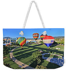 Balloons In Coolidge Park Weekender Tote Bag
