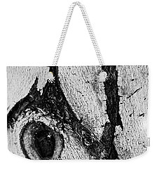 Bark Eye Weekender Tote Bag