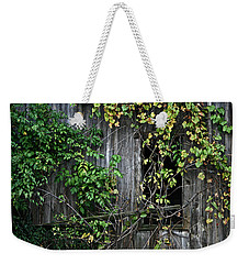 Barn Window Vine Weekender Tote Bag
