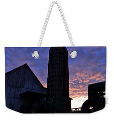 Barnyard Sunrise IIi Weekender Tote Bag