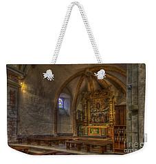 Baroque Church In Savoire France 3 Weekender Tote Bag