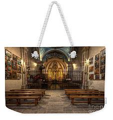 Baroque Church In Savoire France 4 Weekender Tote Bag